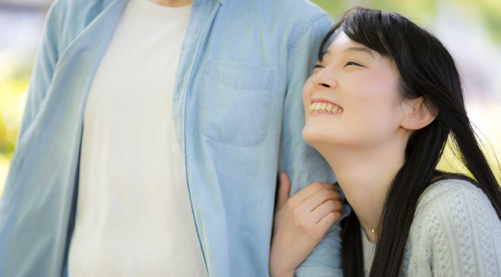 『今 とても幸せ』メールいただきました(^^)/